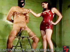 Bondage Sex mit Bestrafung